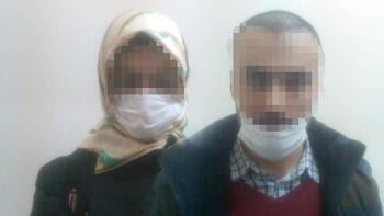 Son dakika... Firari karı-koca Ankarada yakalandı